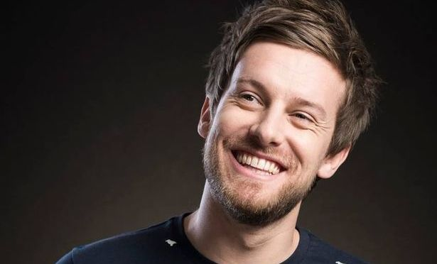 Strictly's Chris Ramsey signs book deal