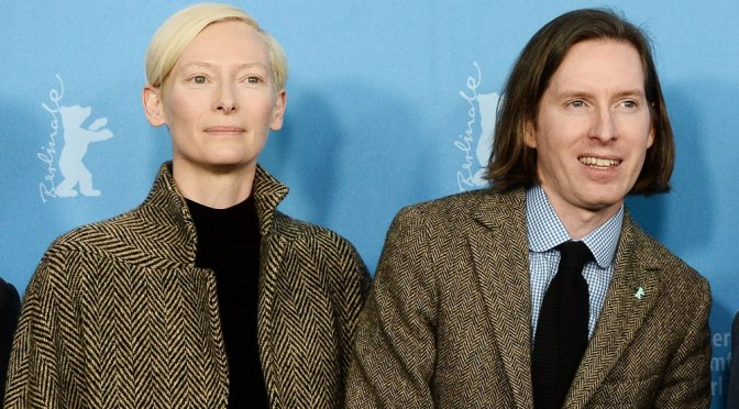Swinton and Anderson to take a magical tour of cinema