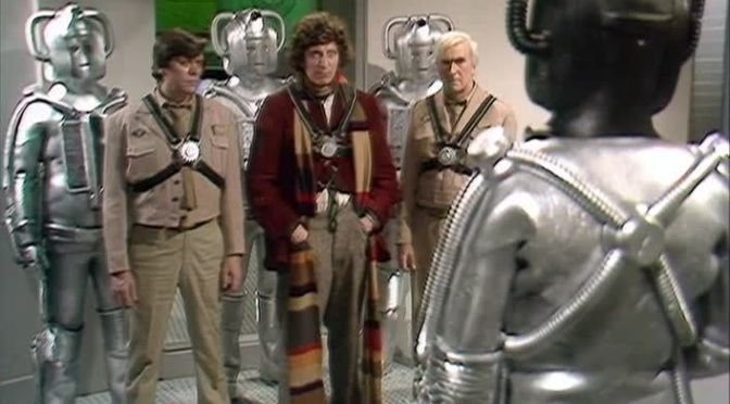 Lost Doctor Who Cybermen story to be released