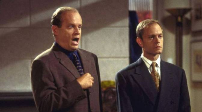 The cast of Frasier is reuniting